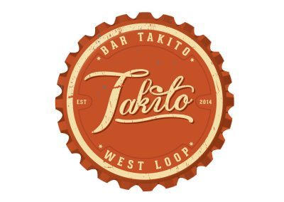 Bar Takito Final Bottle Cap